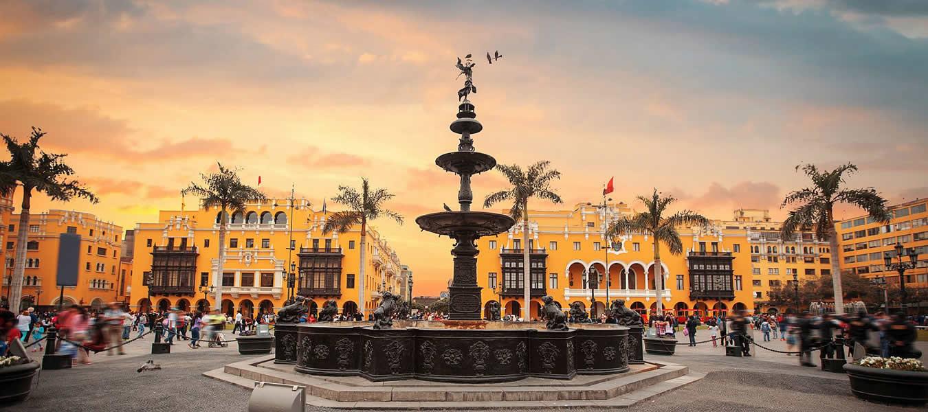 Resultado de imagen de Lima colonial